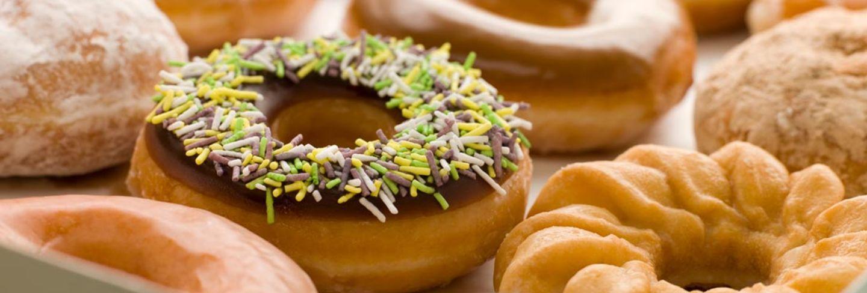 doughnut tray