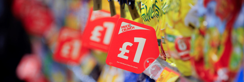 Supermarket special offer